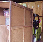warehousing of household goods, storge of household goods. long term storage.